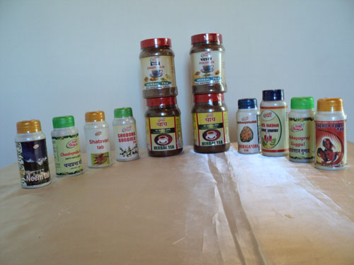 Tulsi krishna planta sagrada de la india productos ayurveda - Productos de la india ...